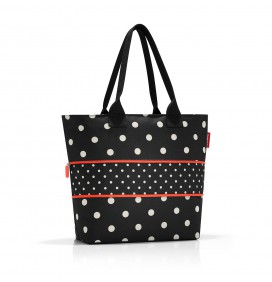 SAC REISENTHEL SHOPPER E1 MIXED DOTS
