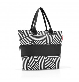 SAC REISENTHEL SHOPPER E1 ZEBRA