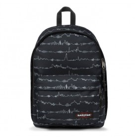 SAC A DOS EASTPAK OUT OF OFFICE BEAT BLACK