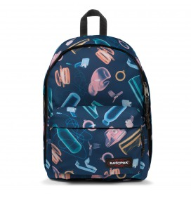 SAC A DOS EASTPAK OUT OF OFFICE XRAY BLUE